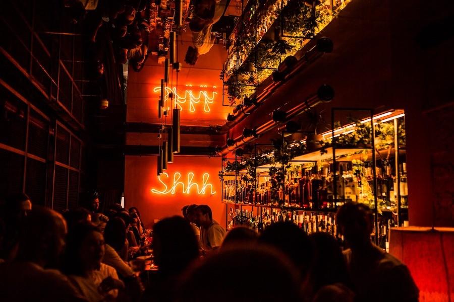 Новий бар. Pink Room Speakeasy Bar на площі Льва Толстого