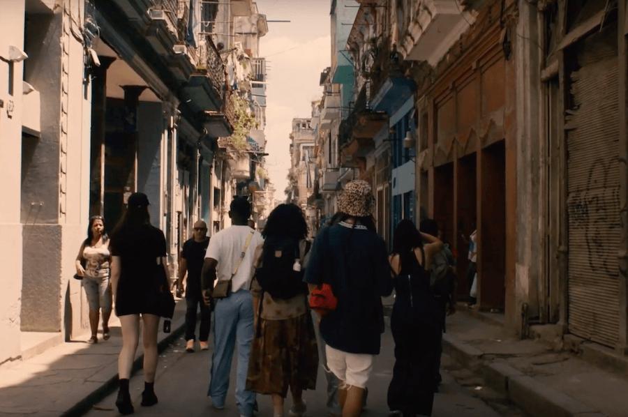 Подивіться документальний фільм Havana Club про Кубу та мистецтво