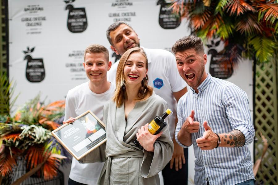 Хто переміг на конкурсі барменів Angostura Global Cocktail Challenge