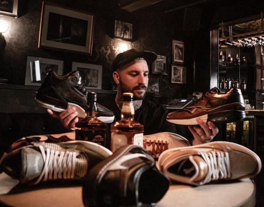 Це просто кросівки від Jack Daniel's