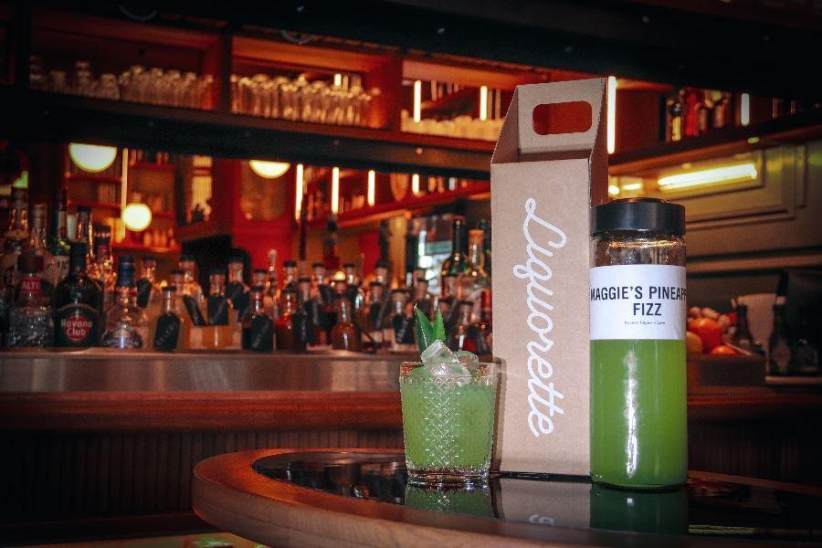 Перший коктейльний бар без бармена запустили в Лондоні