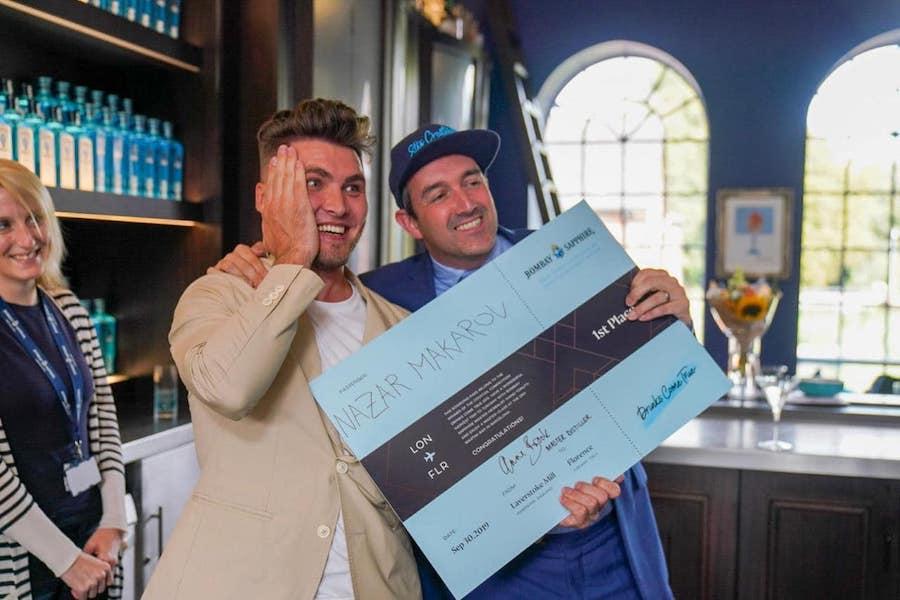 Український бармен переміг на східноєвропейському фіналі конкурсу Drinks Come True в Лондоні