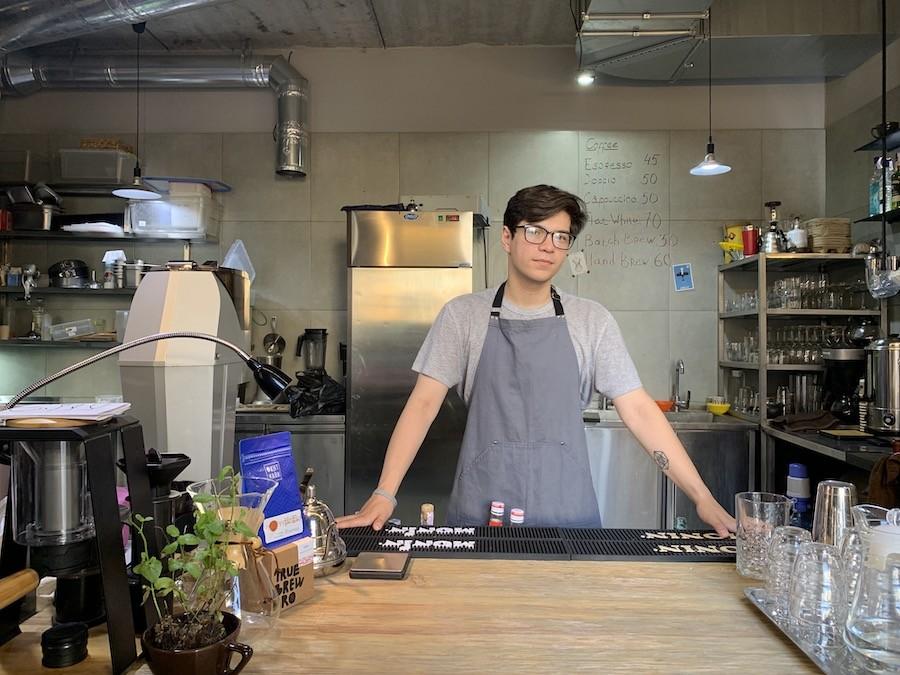 Кава, коктейлі, страви з сезонних продуктів: на Воздвиженці відкрили «Новий Смачний Проєкт»