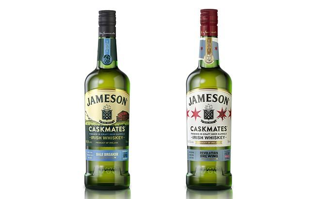 Віскі, витримане у діжках для пива, випустив Jameson