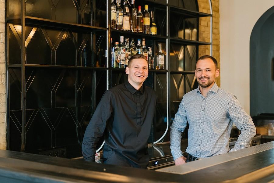 Новий бар. Talkies Bar у стилі ар-деко на Подолі