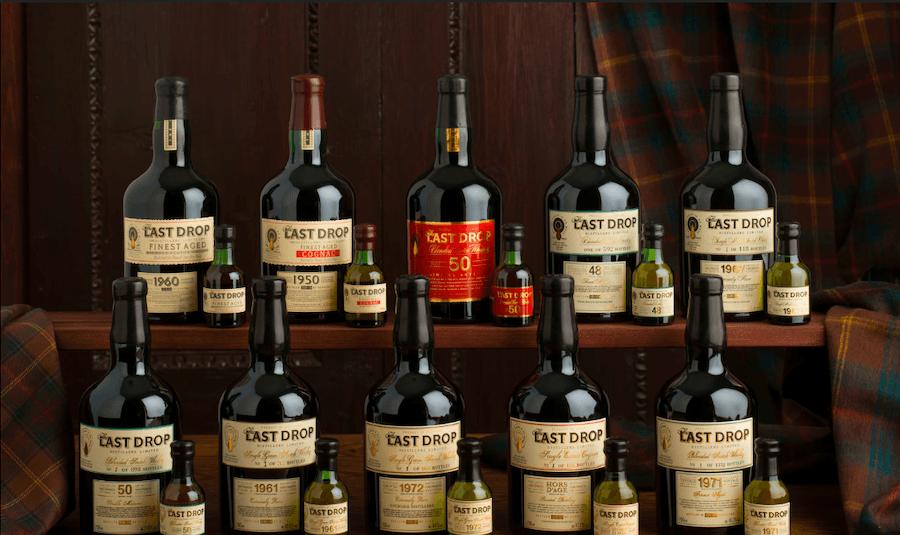 Віскі 56-річної витримки випустять у Шотландії. Це найстаріше віскі бренду The Last Drop