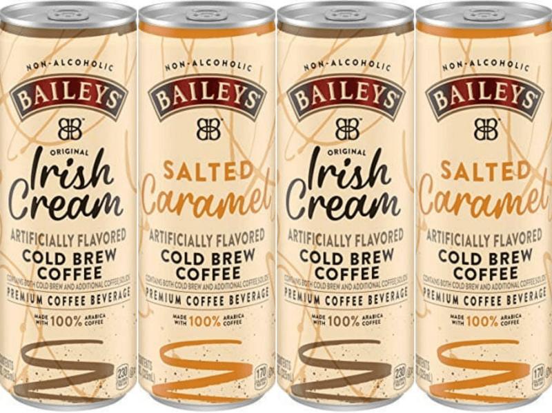 Безалкогольний Baileys: виробник лікерів вийшов на ринок кави