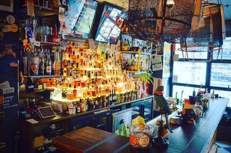 Де пити в Парижі. 5 барів у столиці Франції