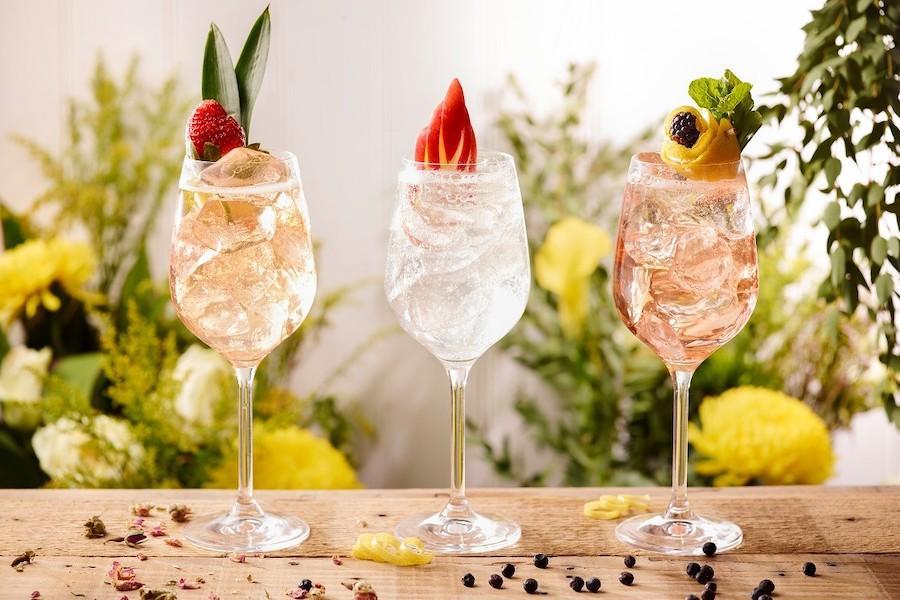 100 коктейлів на джині, не більше трьох інгредієнтів: нова книга рецептів