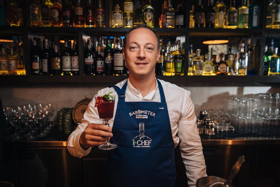 Засновник Barometer – про цілі, чемпіонат для барменів і новий проєкт Hoteliero