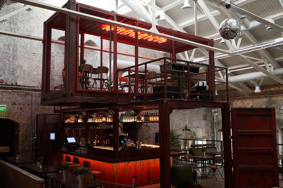 Цілодобовий кафе-бар «Молодість» відкривають на «Арсенальній»