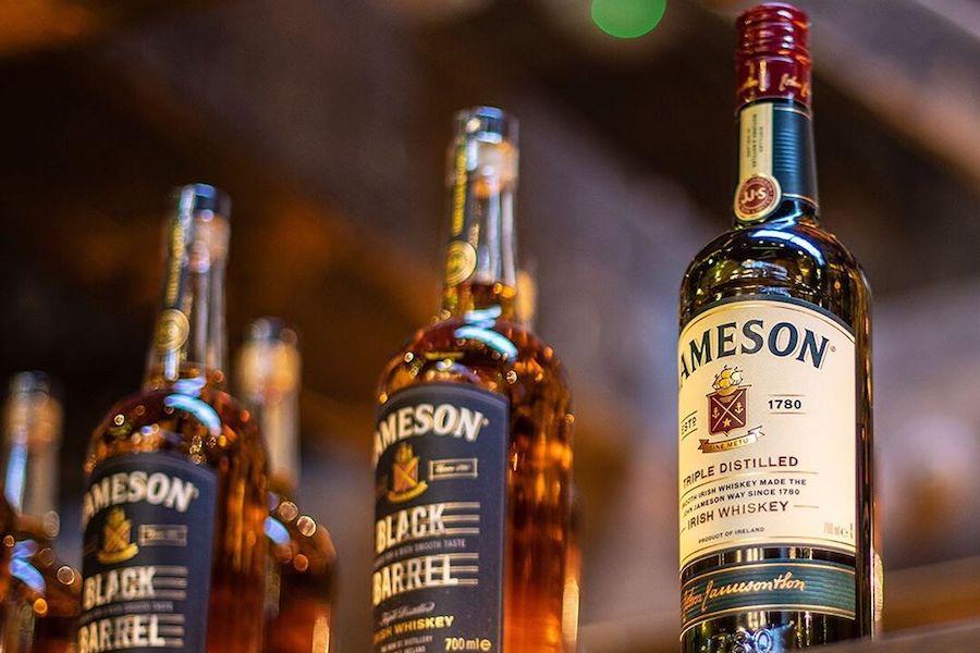 Експорт алкоголю з Ірландії вперше сягнув позначки €1 млрд