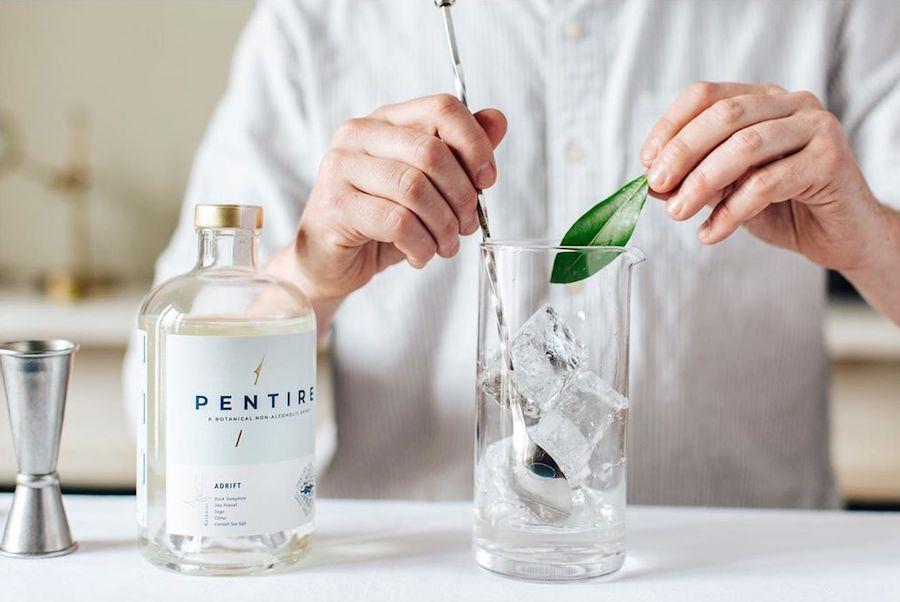 «Напій для майбутнього»: «безалкогольний міцний напій» Pentire випустили в Британії