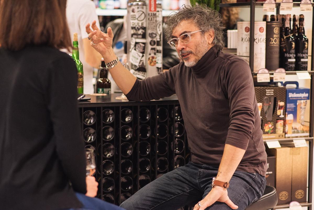 Тео Муссо робить крафтове пиво в Італії. Ми запитали в нього, навіщо і з яким успіхом