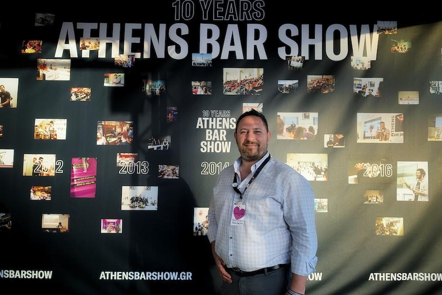 «Ми повинні бути зразком для всієї індустрії»: інтерв'ю з організатором Athens Bar Show