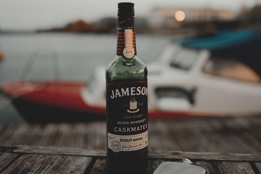 Jameson вирішив спростити етикетки на віскі