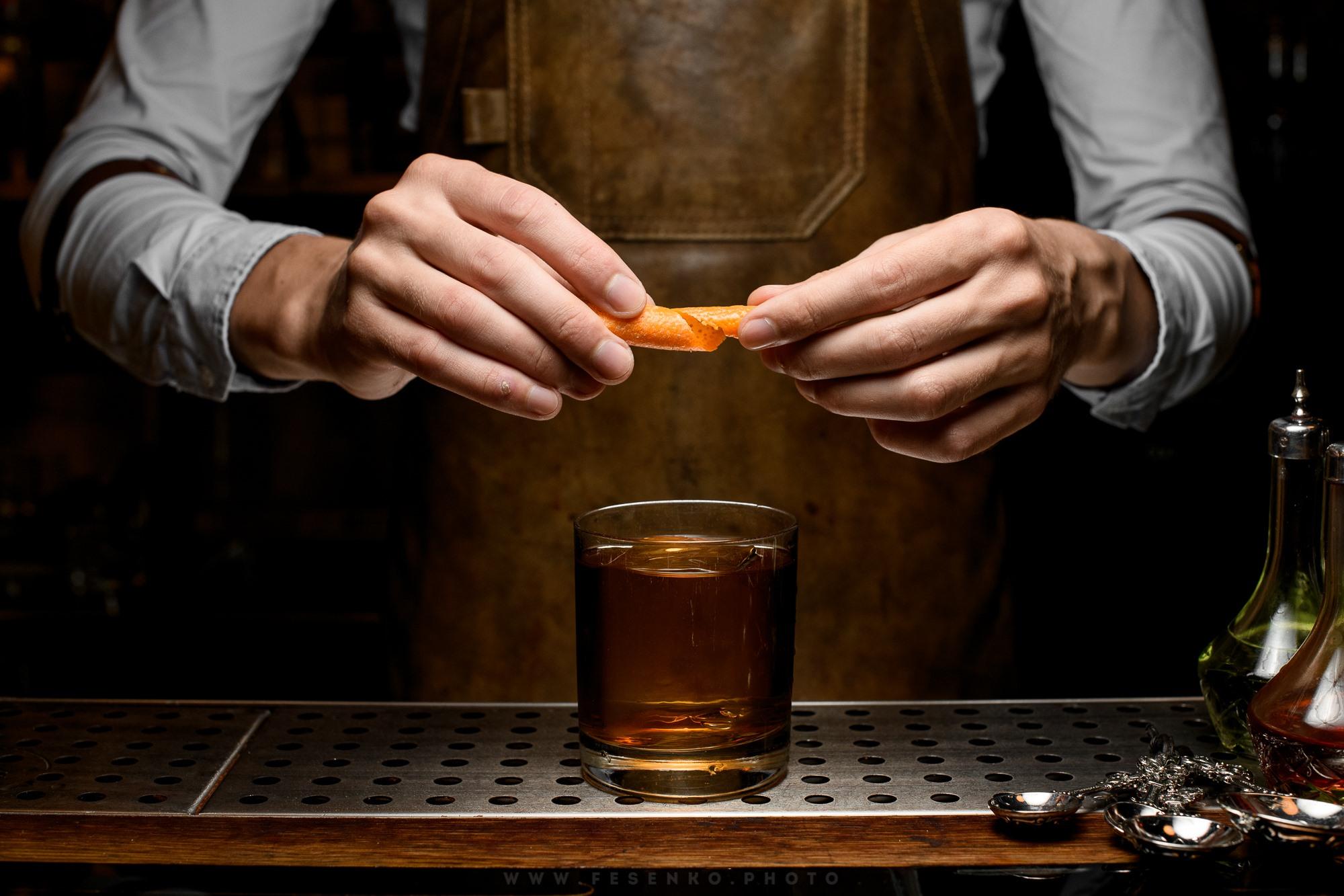 Історія коктейлю. Що таке Old Fashioned?