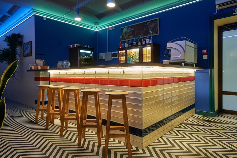 Кафе-бар Barkada відкрили на Гончара
