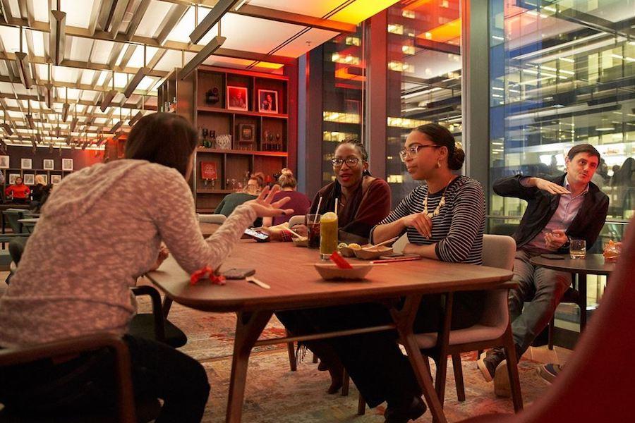 Diageo відкрили нову штабквартиру в Нью-Йорку: дивіться фото