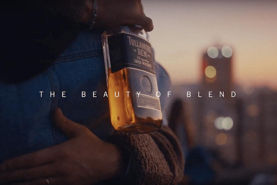 Нову рекламу віскі Tullamore Dew зняли в Києві