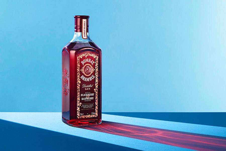 Bombay Sapphire випустив ягідний джин