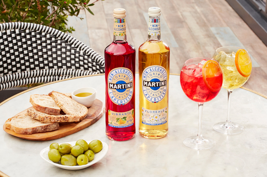 Martini почав продавати безалкогольні напої