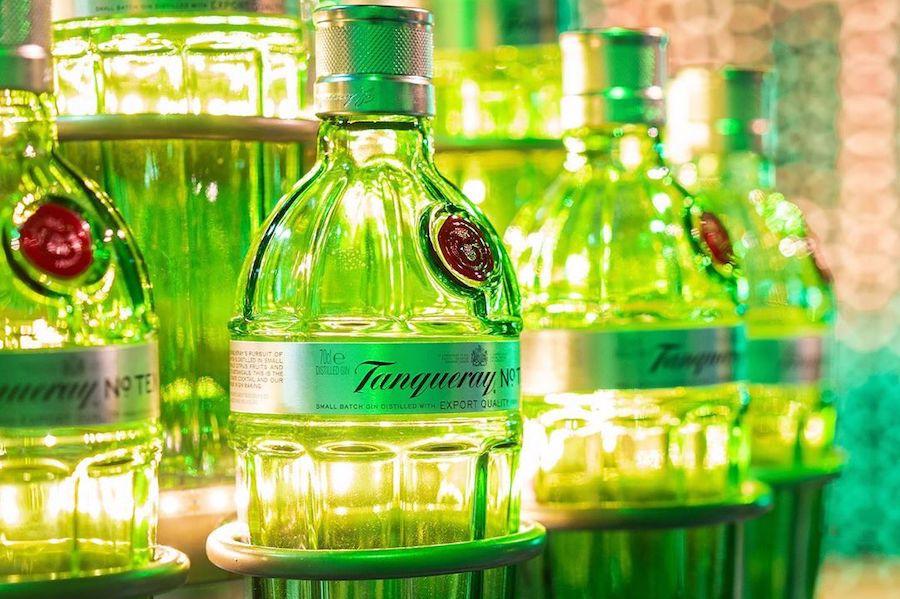 60 тисяч літрів спирту передали Diageo на виробництво санітайзерів в Азії