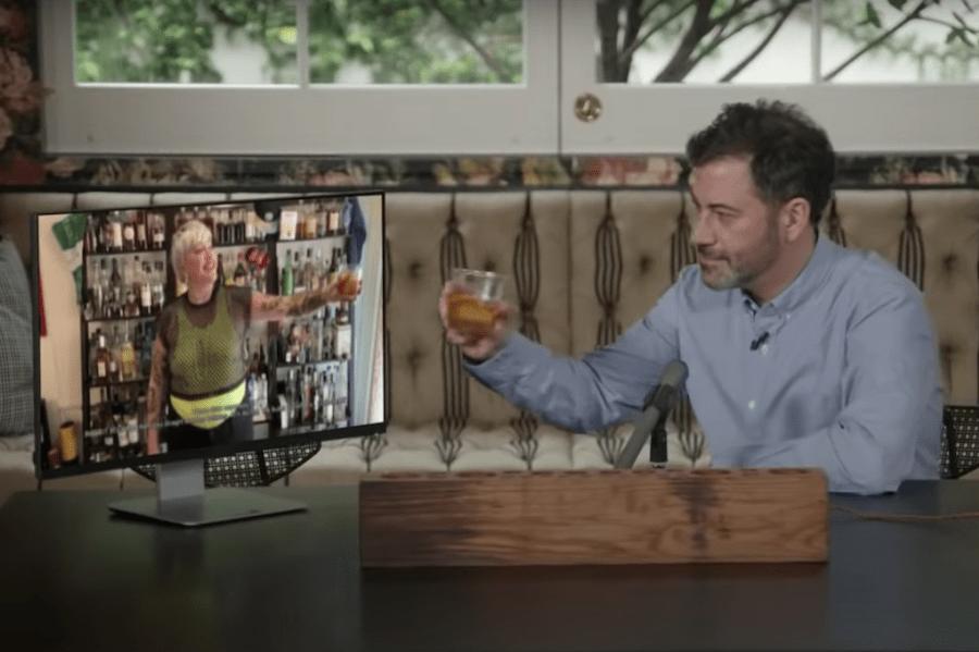 Bulleit і Джиммі Кіммел запустили рубрику з коктейлями для приготування вдома