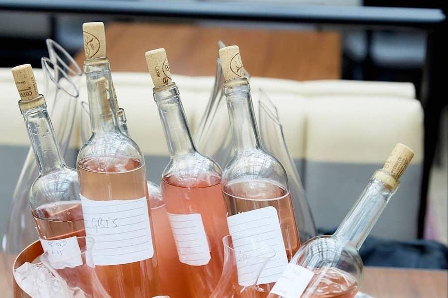 Зірка «Сексу і міста» випустила рожеве вино