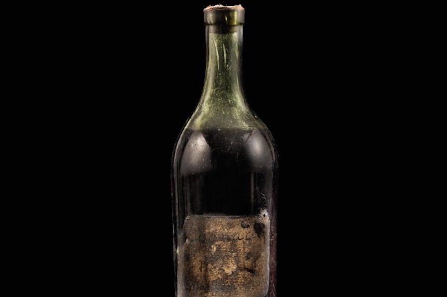 Коньяк 1762 року продали на аукціоні Sotheby's за $145 тисяч