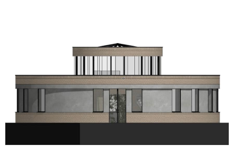 «Будівлю-коло» на Рейтарській реставрують і перетворять на заклад