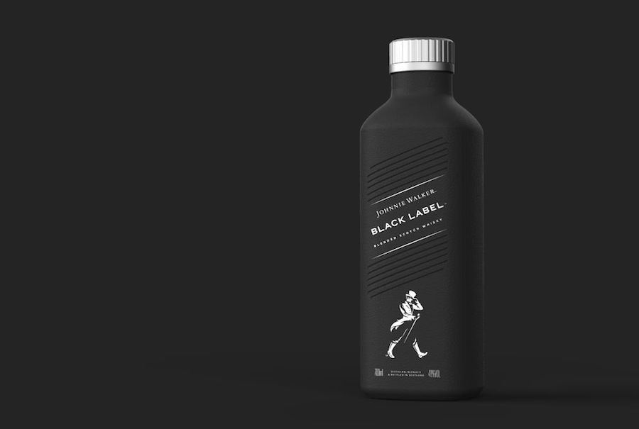 Johnnie Walker будуть продавати в екологічних дерев'яних пляшках