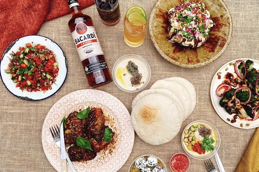 Ром і м'ясо: Bacardi запустили набори для приготування барбекю