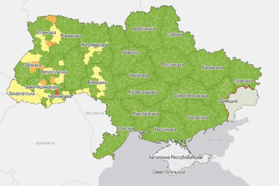 Українські бари та ресторани можуть відновити роботу після 23:00. Але не Львів та кілька регіонів