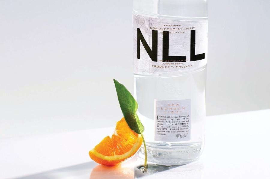 Безалкогольний напій на основі ялівця випускає Salcombe Gin