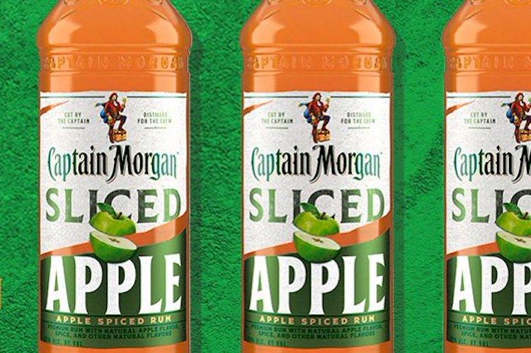 Captain Morgan випустили ром зі смаком яблука
