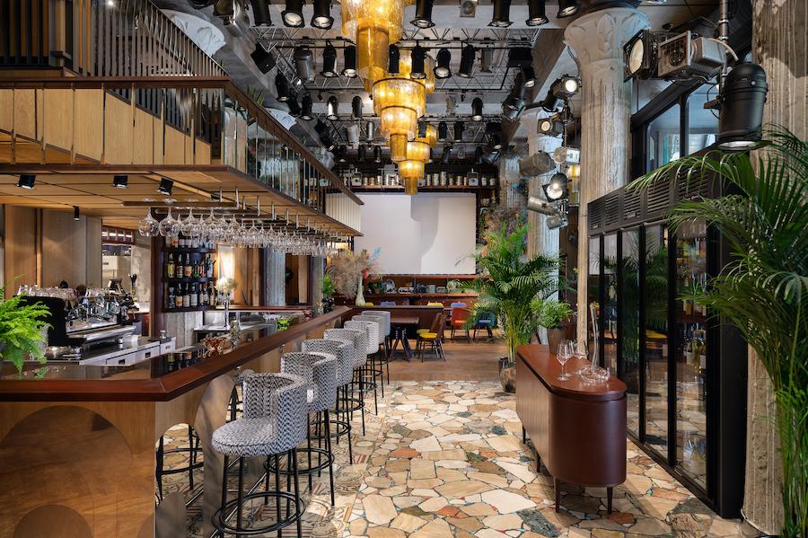 Новий бар. Ресторан «Киношники» у Харкові
