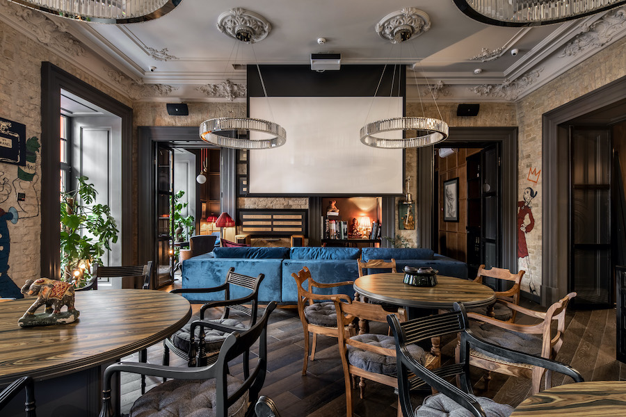 «Дядина квартира»: власники ресторану «Любимый дядя» відкрили простір для заходів