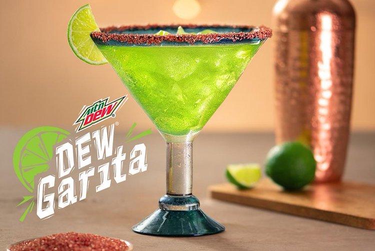 Це коктейль Margarita з сильногазованим напоєм Mountain Dew. Twitter виступив проти