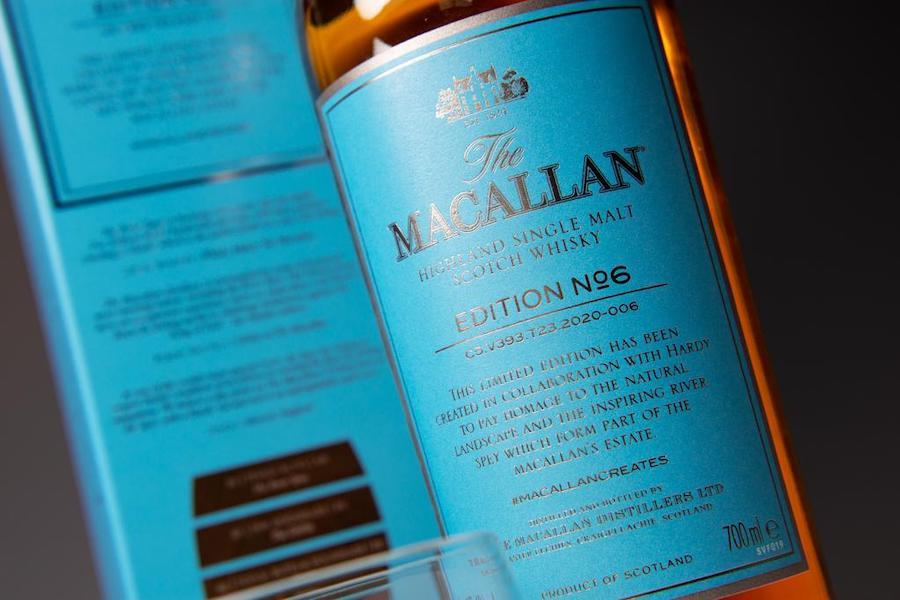 The Macallan закінчує серію Edition: останнє віскі присвятили річці