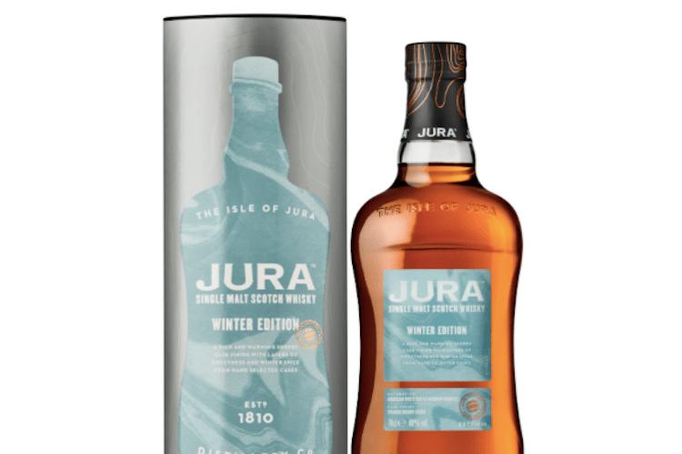 Jura випустили «зимове віскі»