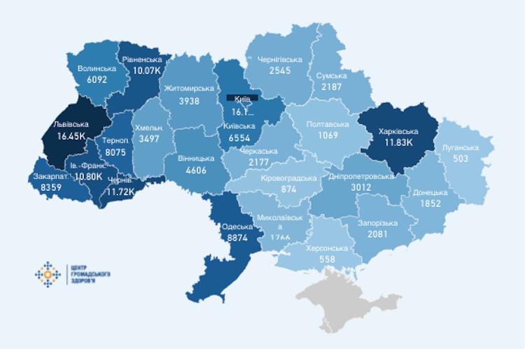 Київ перевели з «жовтої» зони у «помаранчеву». Що це означає для барів і ресторанів
