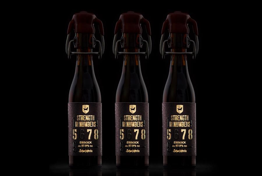 «Найміцніше пиво у світі» випустили Brewdog і Schorschbrau: 57,8% міцності