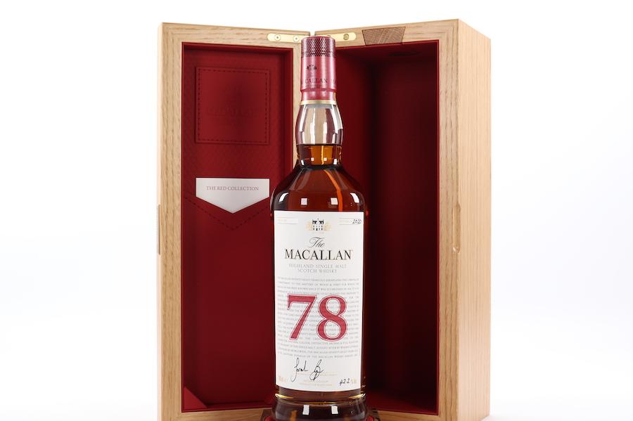 The Macallan 78-річної витримки виставили на аукціон. Це найстаріше віскі бренду