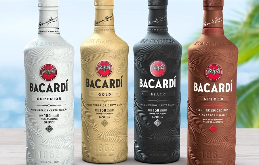 Екологічну пляшку для міцних напоїв анонсували Bacardi. Розкладається за 18 місяців
