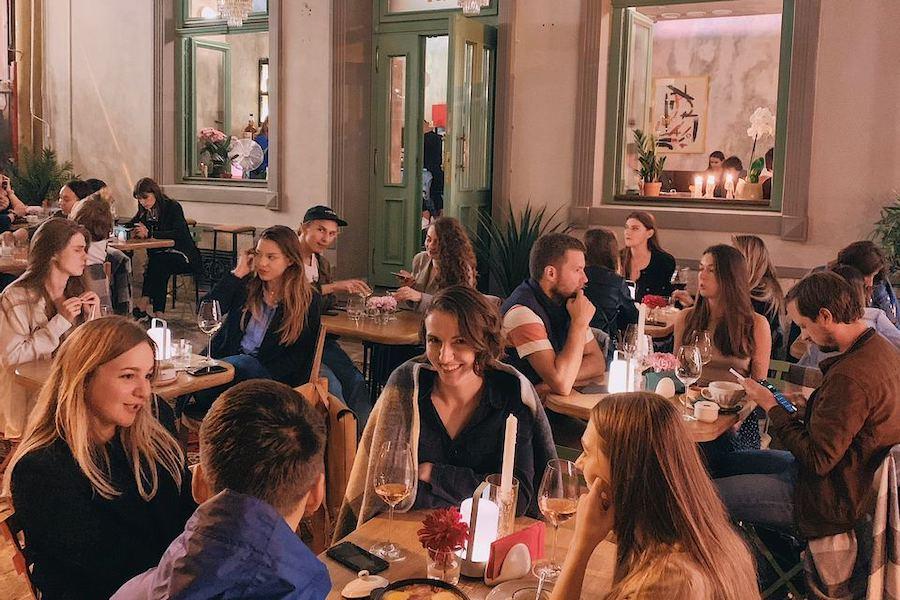 Новий бар. People Place у Львові