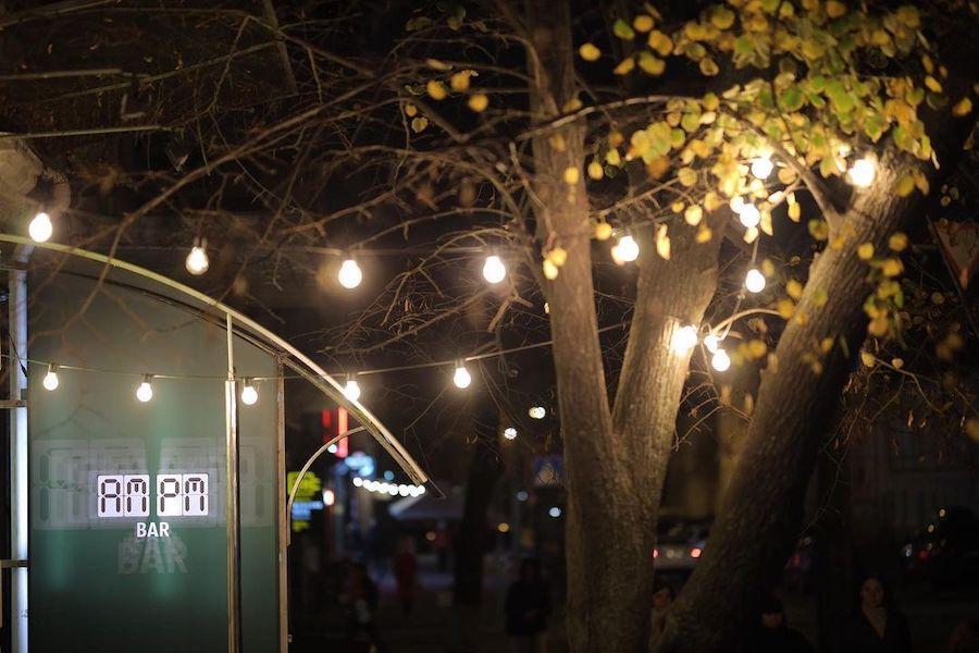 AMPM Bar відкрили біля Контрактової площі. З коктейлями і бургерами