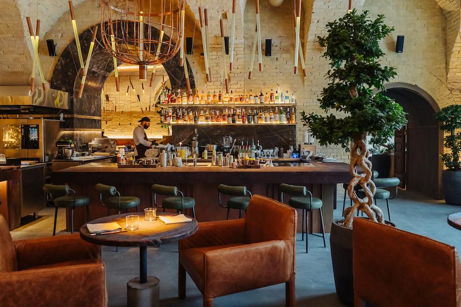 Новий бар. Virgin Izakaya Bar від власників Queen Kyiv