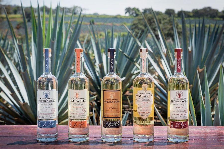 Це текіла, витримана в бочках для рому та коньяку. Результат співпраці Tequila Ocho й Maison Ferrand