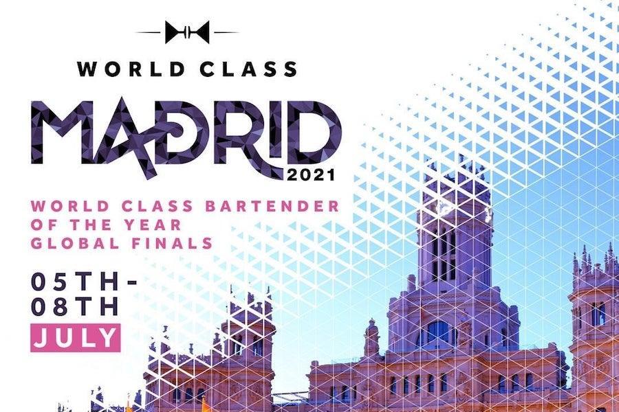 Конкурс барменів World Class 2021 відбудеться в Мадриді